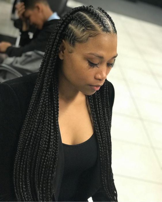 Pin By Shekinah On Hairstyles Braided Hairstyles Cornrow Hairstyles Hair Styles