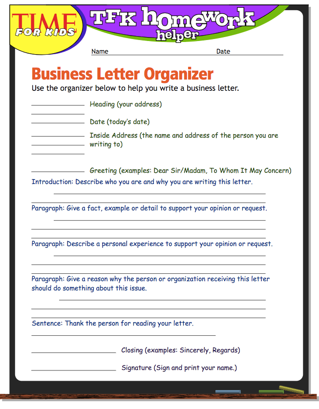 Business Letter Format  HttpExampleresumecvOrgBusiness