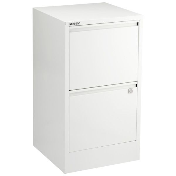 Bisley 2 Drawer File Cabinet White Or 3 Of These For Pattern