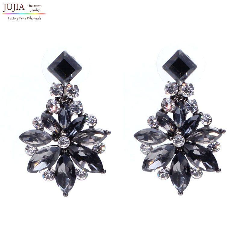Fashion Stud Earrings Quality Directly From China Suppliers 3 Colors Good Hot New Pendant Design