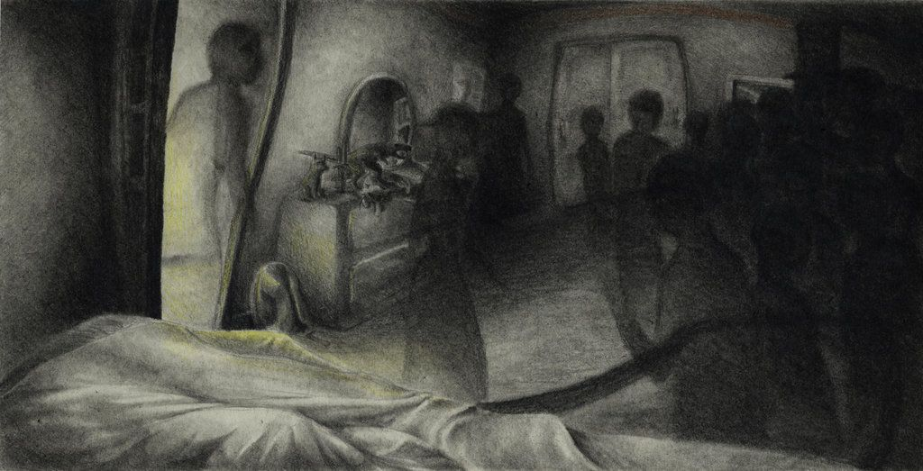 Maine Ghost Hunters – Blogs – The Shadow People