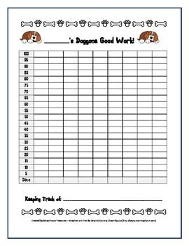 picture relating to Progress Monitoring Charts Printable named Charts for Checking Scholar Improvements! Clroom Freebies