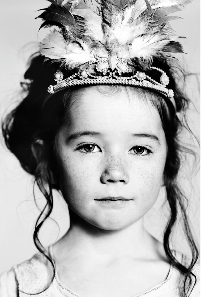 This is such a gorgeous kids portrait! Marie Louise Munkegaard at CPH Kids Fashion Editorial