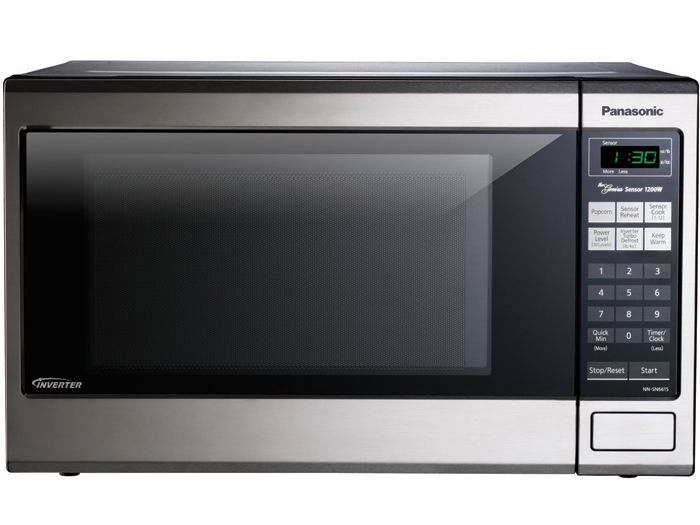 Panasonic NN-SN661S, or Panasonic NN-SN661B in stainless steel | 205