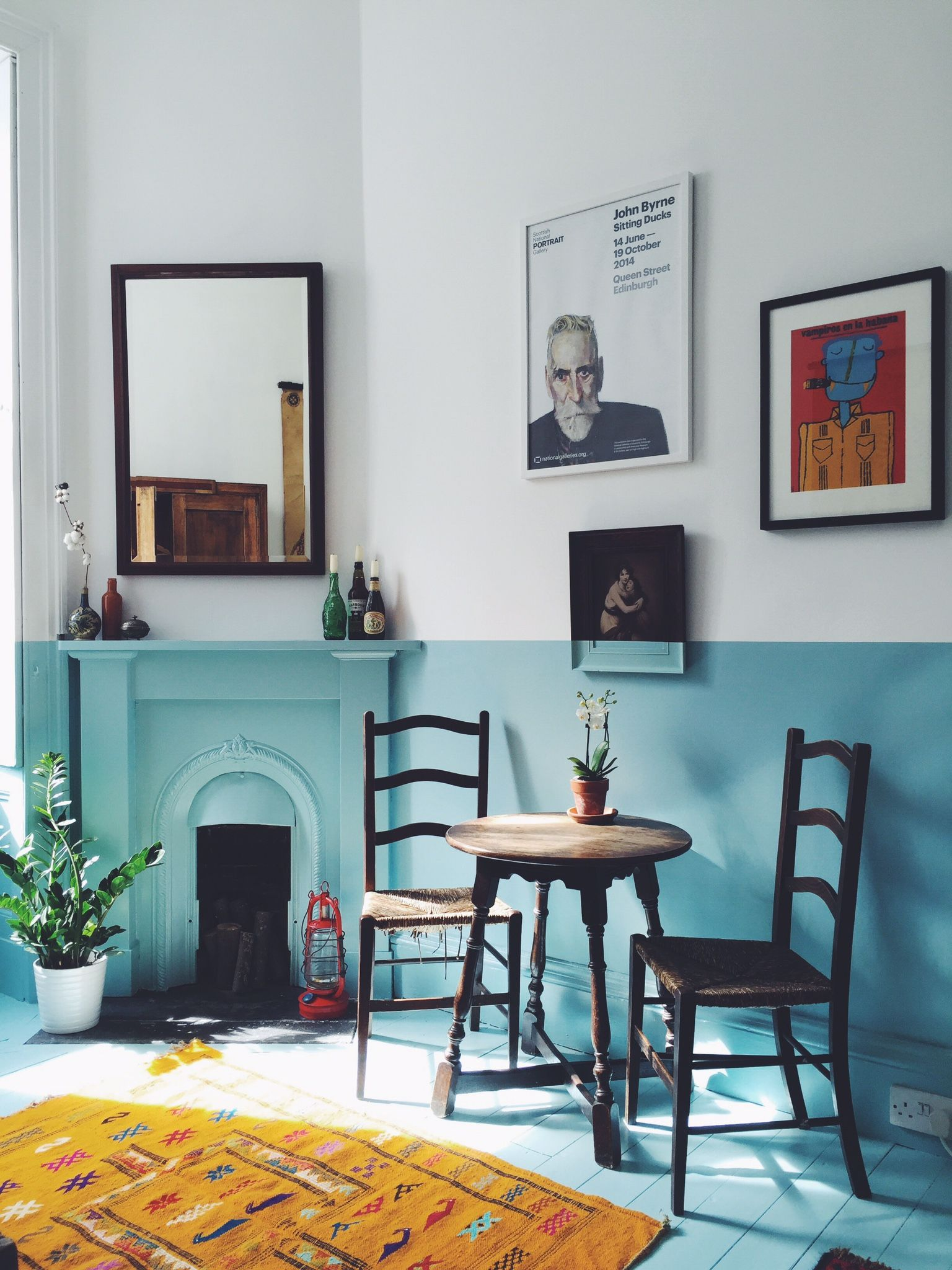 this unique trend is cropping up on design blogs everywhere home rh pinterest com