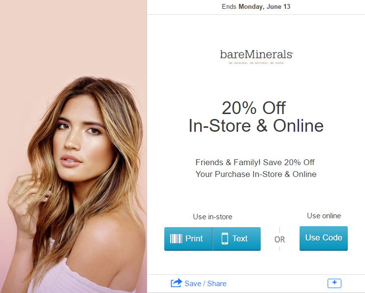 Bareminerals Coupon Codes We Could Not Get An Adequate Amount Of Them Nutrients Are The Crucial Components Which Make Each Bareminerals Product Productive A