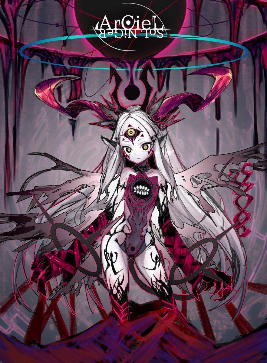 Name Tasukete Age unknown Gender female Ability demon