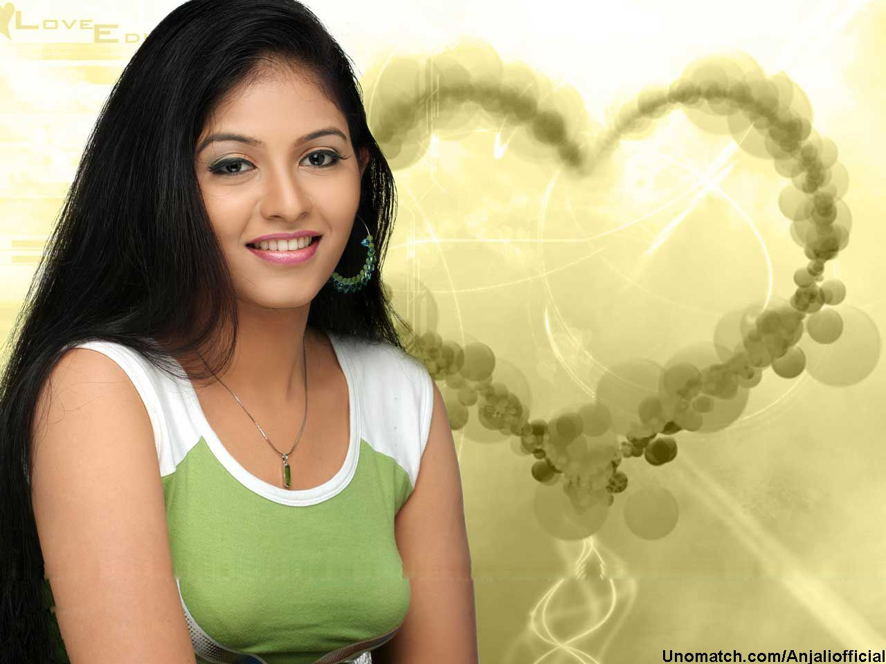 anjali is an indian film actress and model, who predominantly