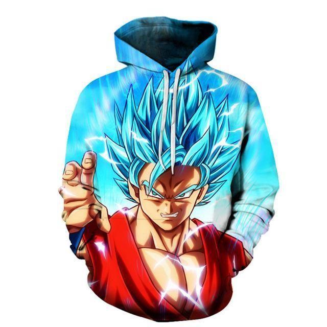 Dragon Ball 3d Hoodie Sweatshirts Men Women Hoodie Dragon Ball Z Anime Fashion Casual Tracksuits Boy Jackets Hooded Pullover Men's Clothing