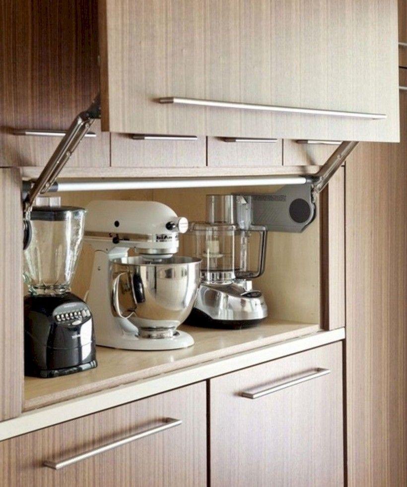 40 Creative Hidden Kitchen Storage Idea You Must Have