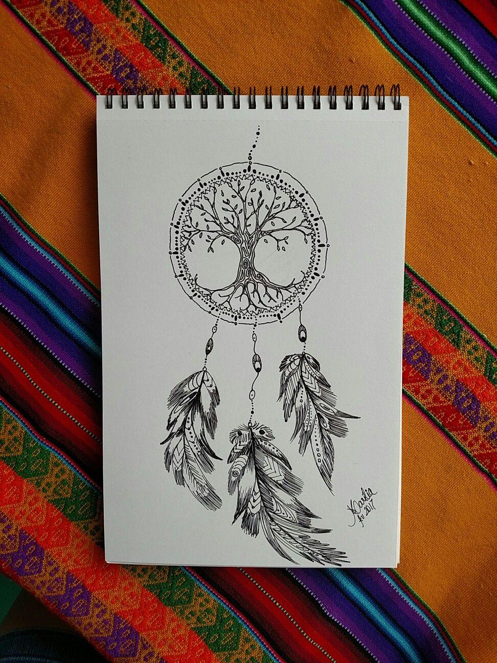 #filtrodossonhos #arvorecelta #arvoredavida #tattoo