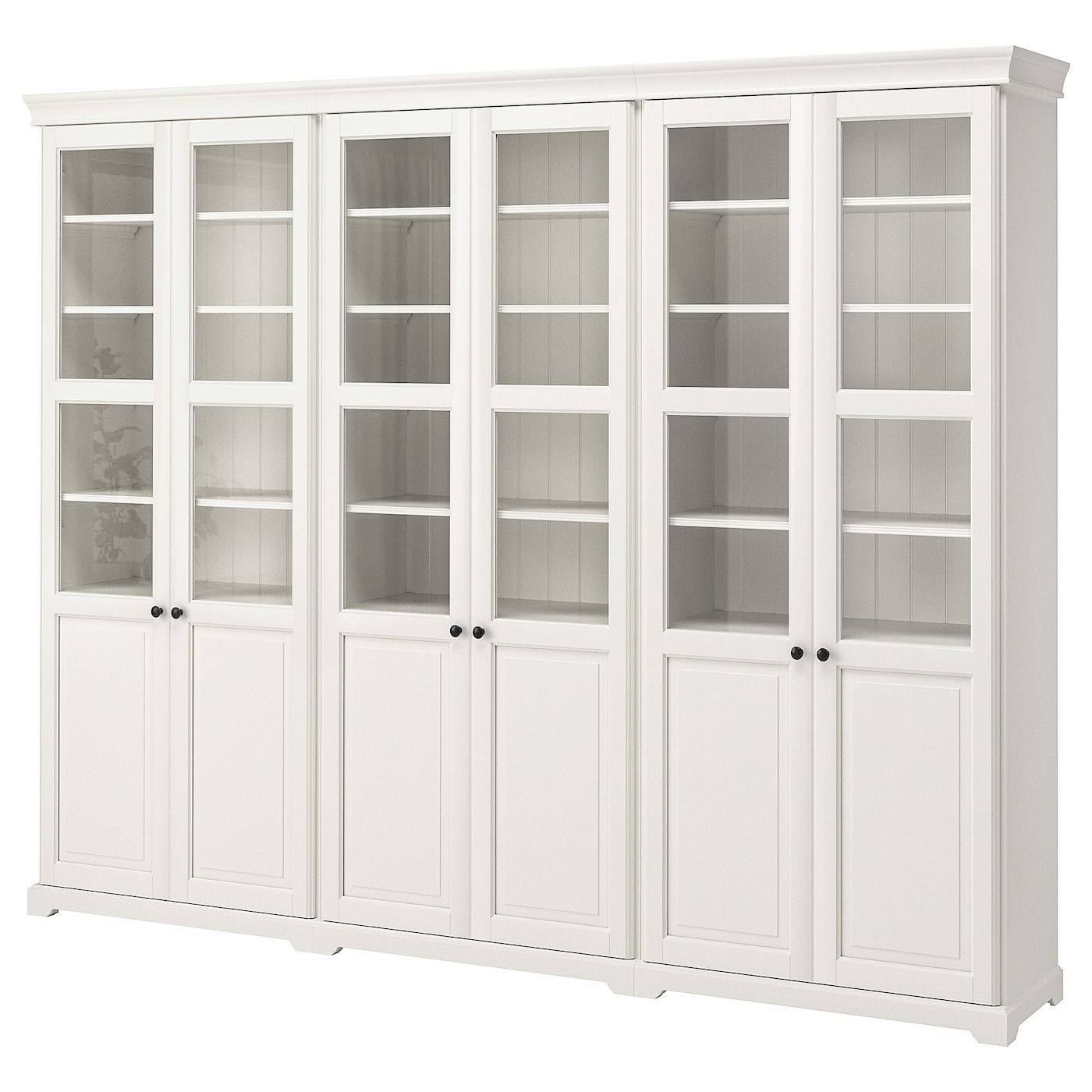 liatorp storage combination with doors white new home ikea rh pinterest com