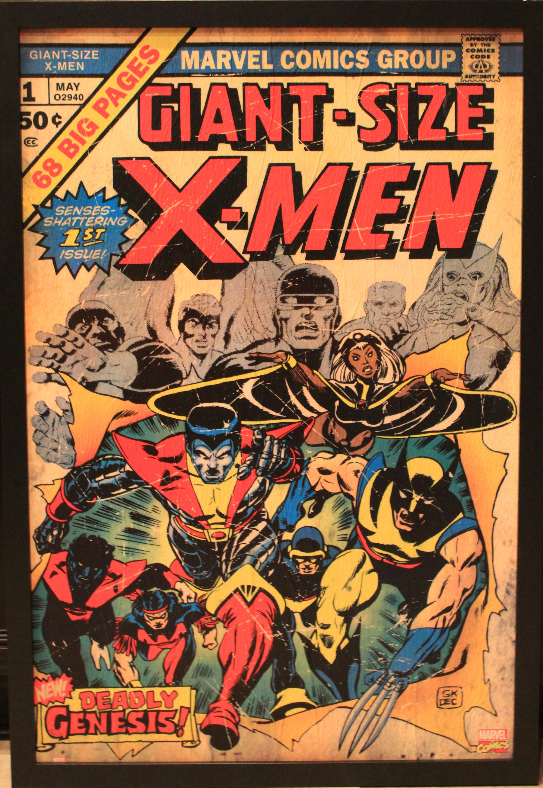 Comic Poster Textured Bonded And Framed Marvel Comic Books Comic Book Covers Comic Covers