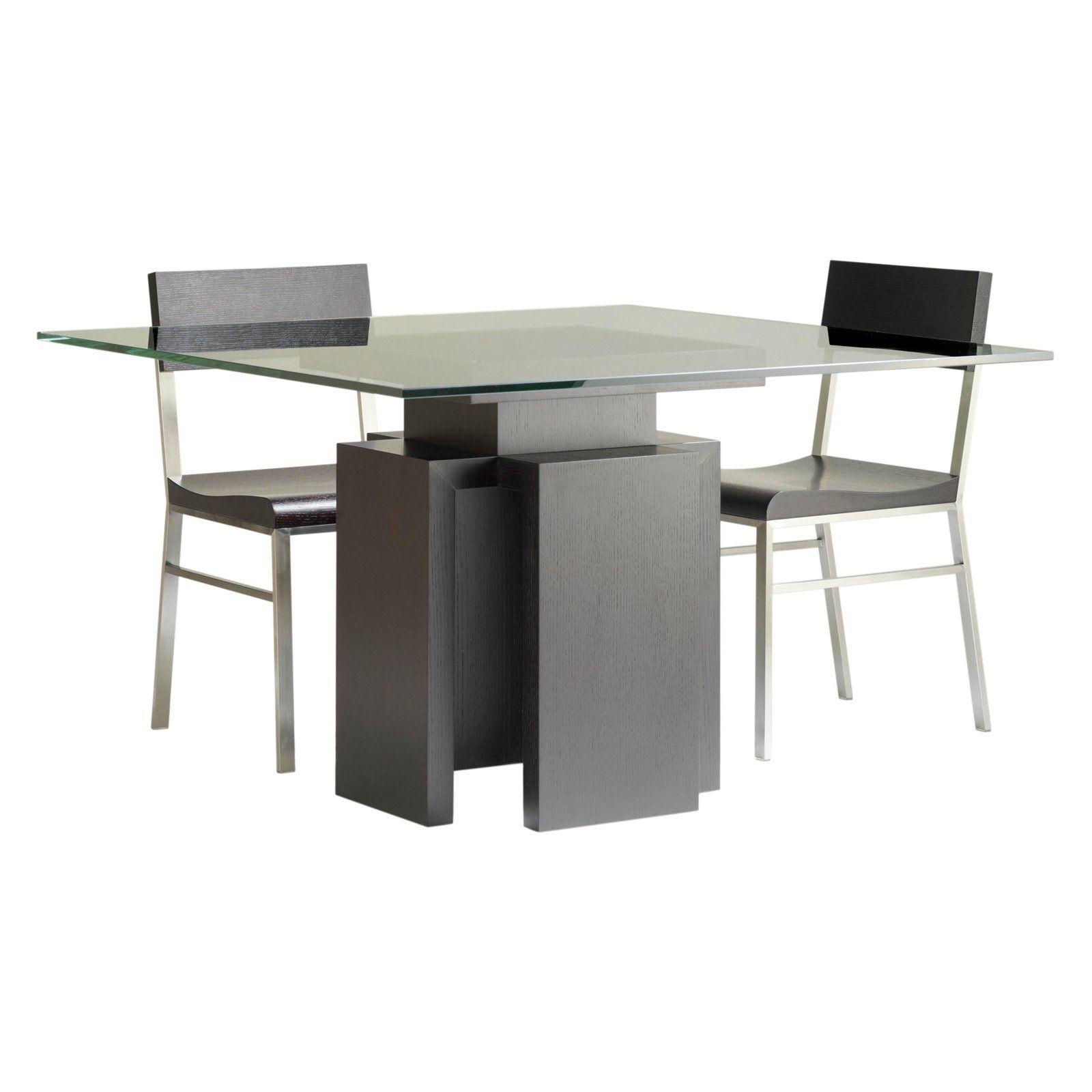 allan copley designs sebring glass top dining table in 2019 rh pinterest com