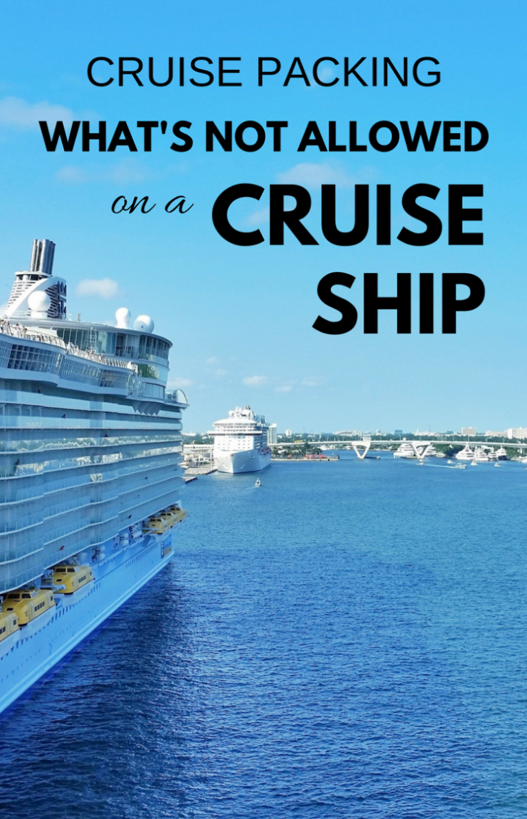 what not to pack for a cruise cruise packing tips in 2019 rh pinterest com