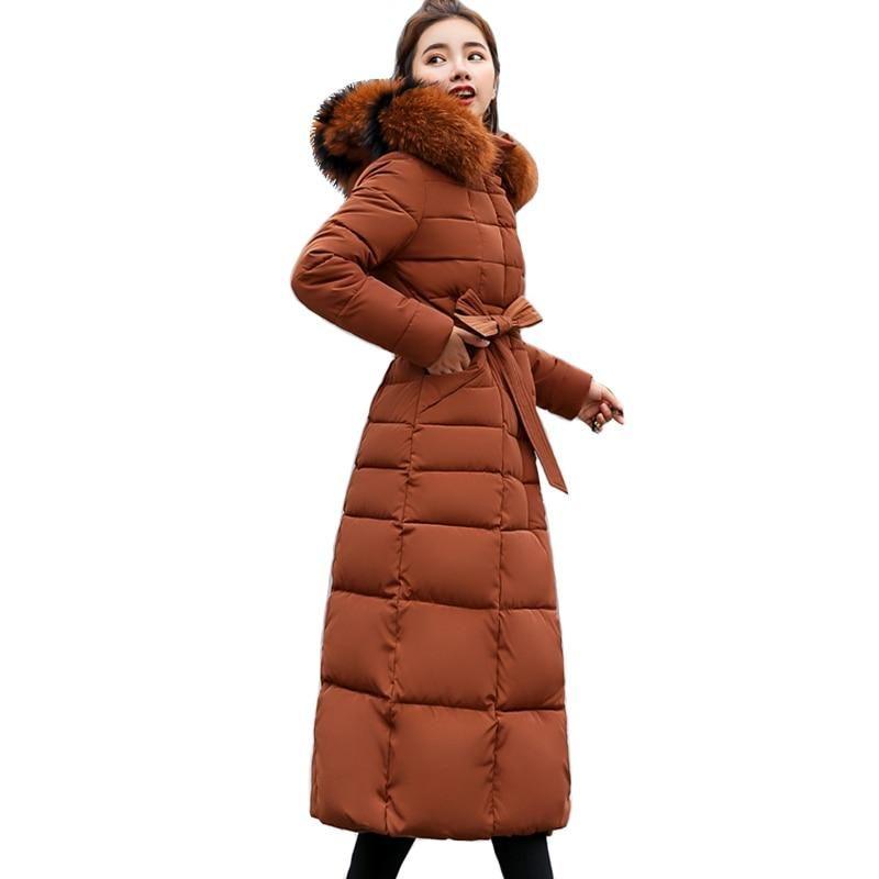 79e55ac84 Toneway Clothing 2019 New Arrival Fashion Slim Women Winter Jacket ...