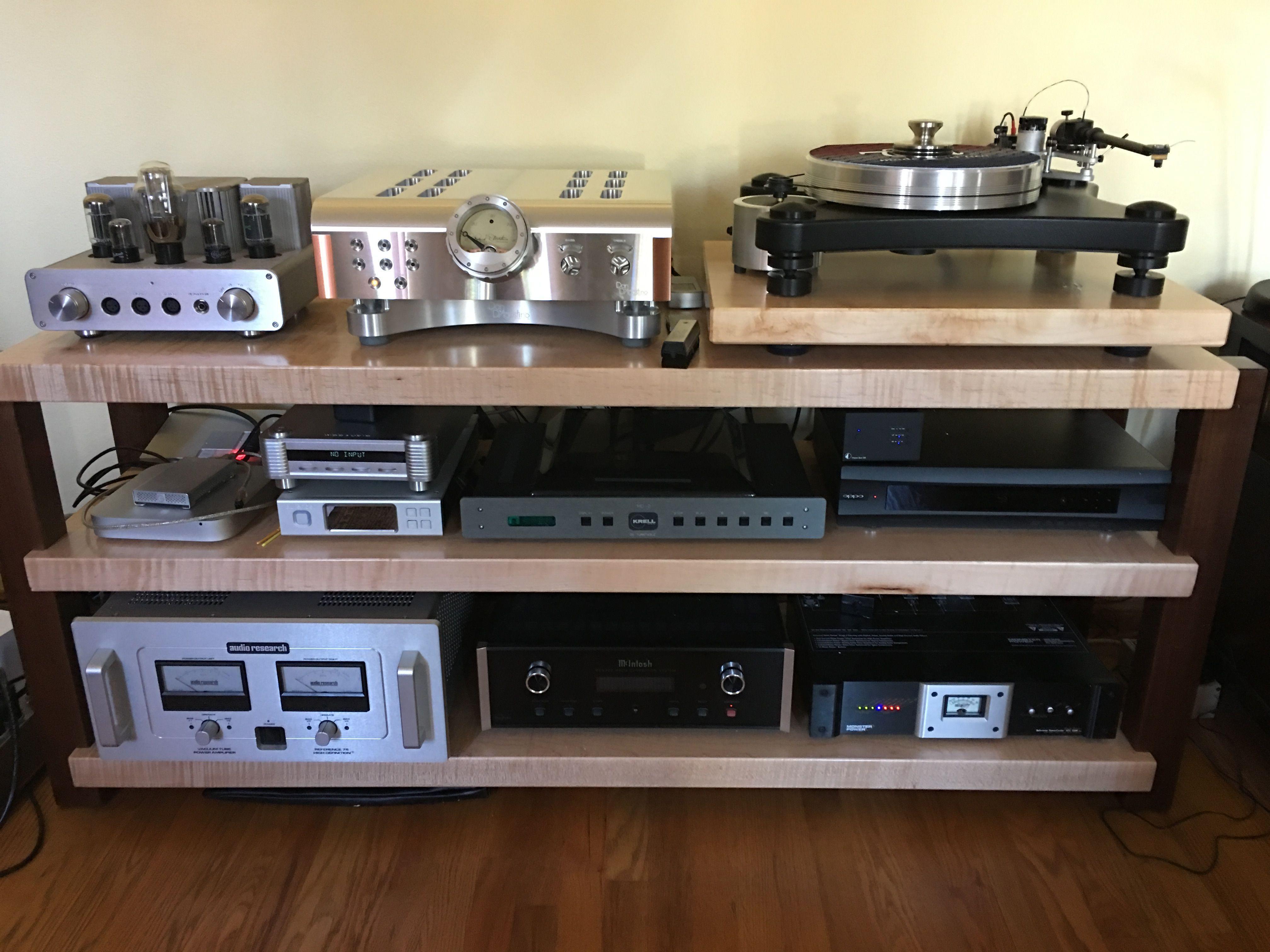 elegant size cabinets of marvellous home corner inside uncategorized stereo good audio vti in racks cabinet component full for rack