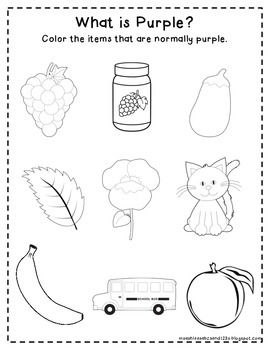 What is... Color Worksheets Color activities, Teaching