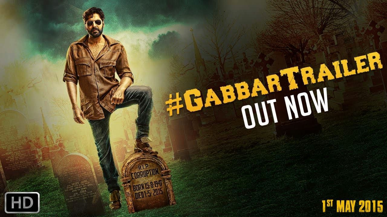 Watch Gabbar is Back Online Free DVDRip, Download Gabbar is Back (2015) Full Movie, Gabbar is Back Watch Online Mp4.