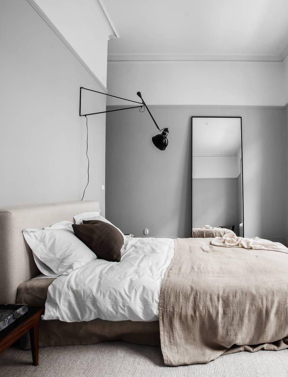 Warm home in grey via Coco