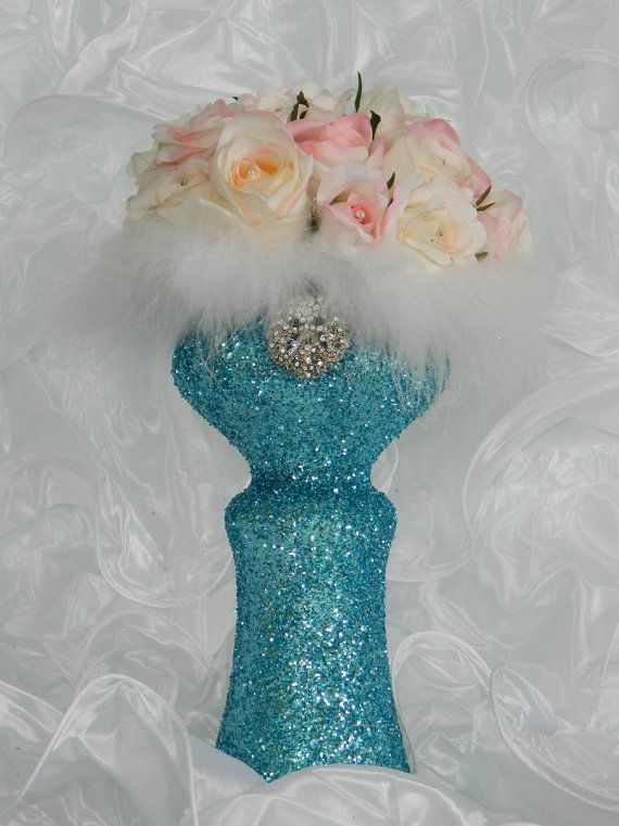 wedding decorations wedding reception aqua by kpgdesigns on etsy rh pinterest co uk