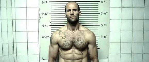 Iron And Ink Badass Tattooed Fitness Tattoodo Com Jason Statham Death Race Shirtless Celebrities