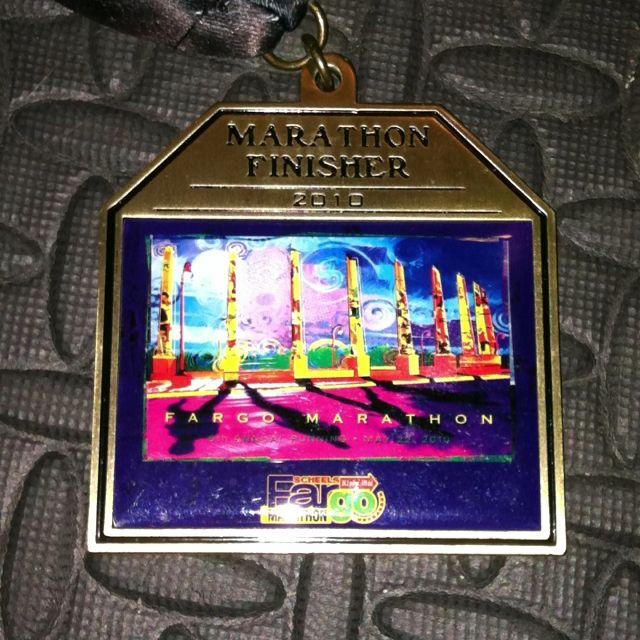 Fargo Marathon 5/2010