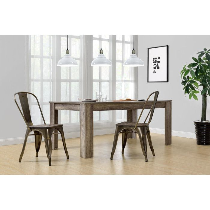Dorel Home Products Fusion Metal Dining Chair