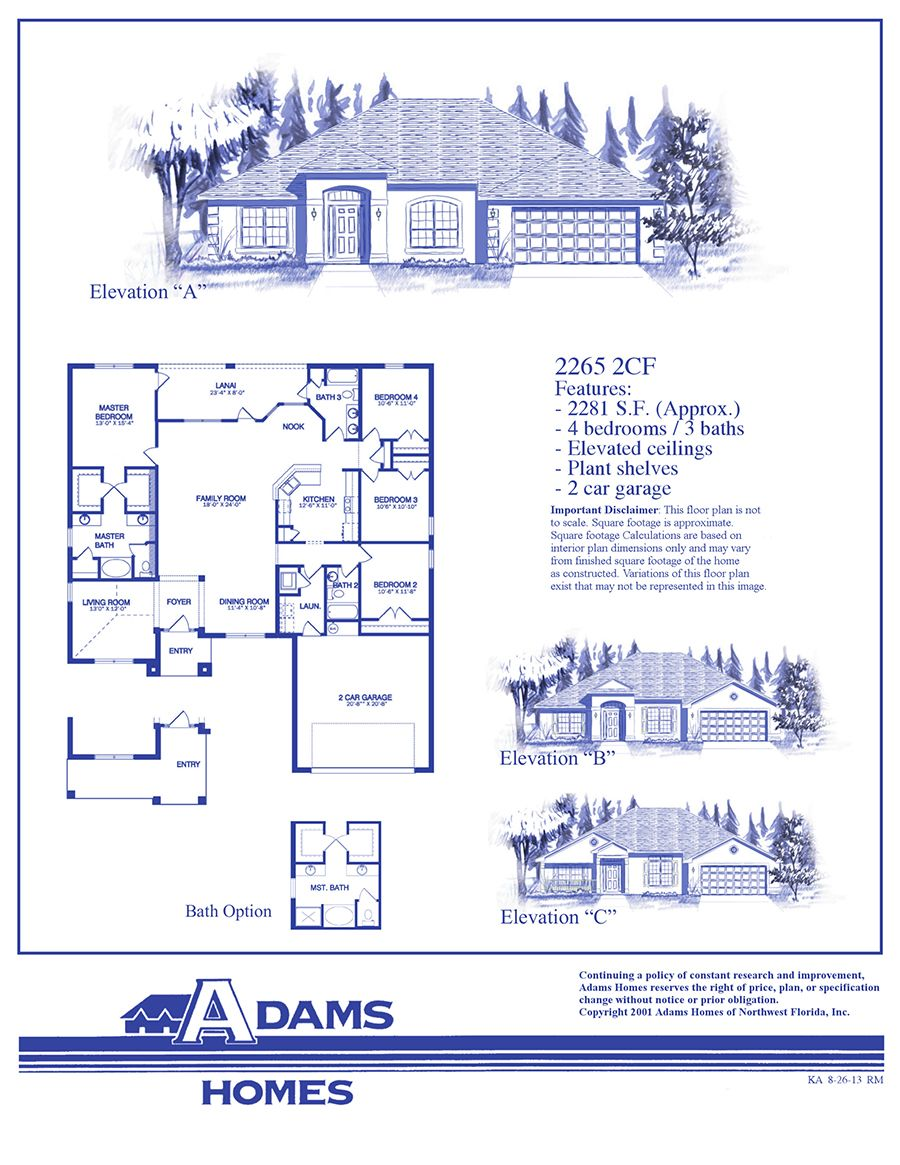 Pin by Victoria Ryder on House Plans | Model homes, Adams ... Adams Florida House Plans on lyons gate floor plans, adams homes 2245 floor plans, adams homes alabama floor plans, home planners floor plans, evergreen florida plans, oregon manufactured floor plans, gabled addition plans, loft floor plans, adams builders floor plans, adams homes 1755 floor plans, family room addition floor plans, cracker cabin plans, adams homes 1820 floor plans,