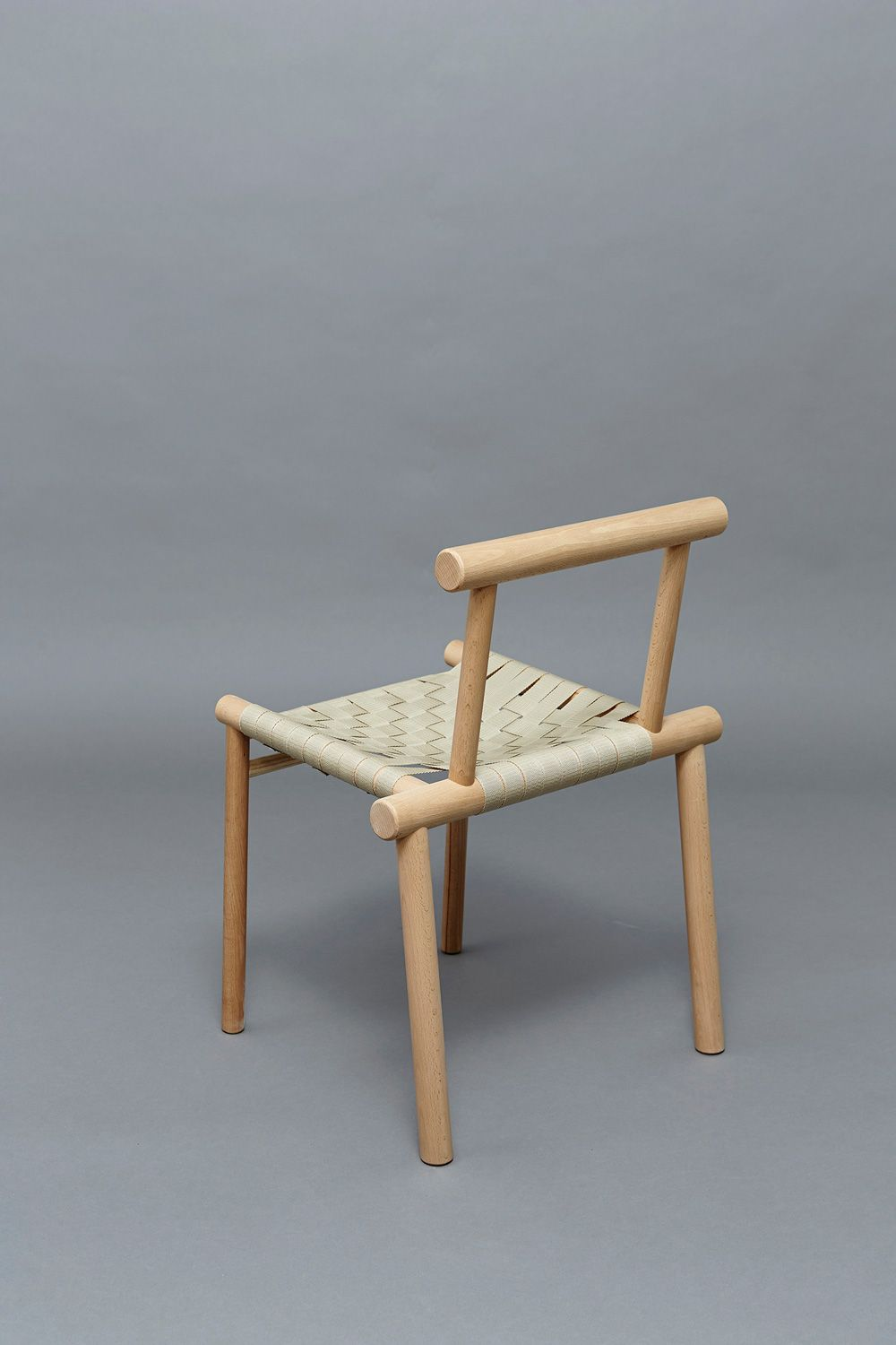 Rodular seating by james shaw dowel chairs stools furniture