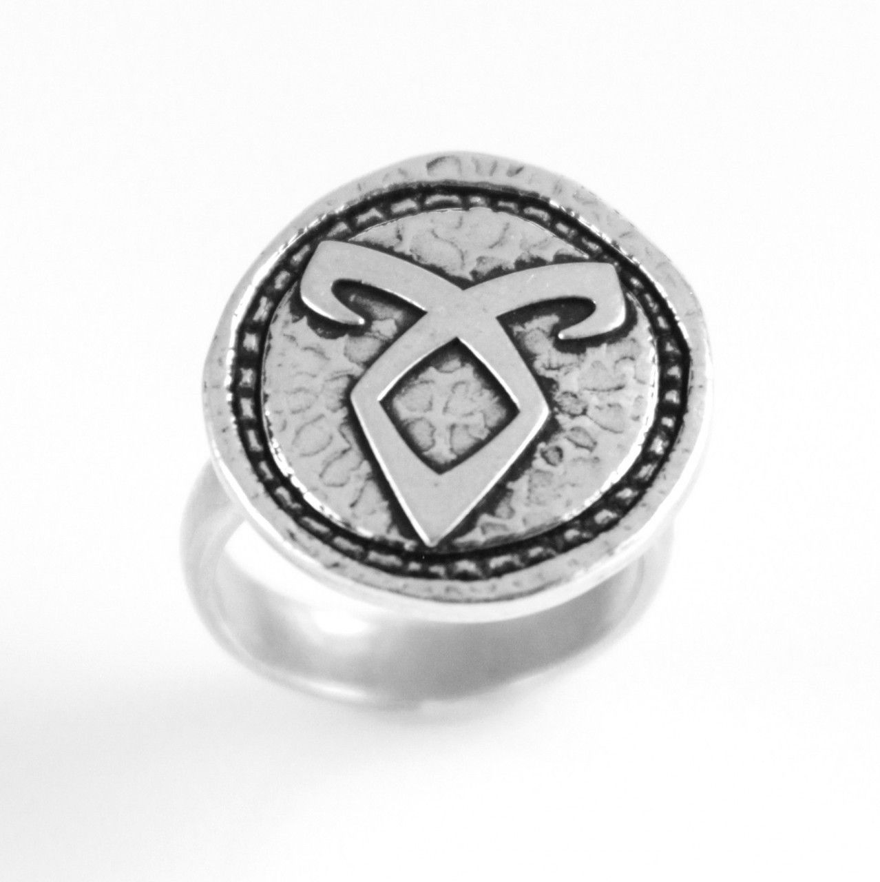 Angelic Rune Ring - The Mortal Instruments Jewelry