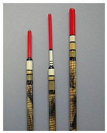 Hand made floats - Fine hand built cane rods by Paul Cook