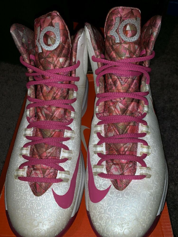 398f05a0348b Nike Kd 5 Aunt Pearl Limited Edition Size 10.5