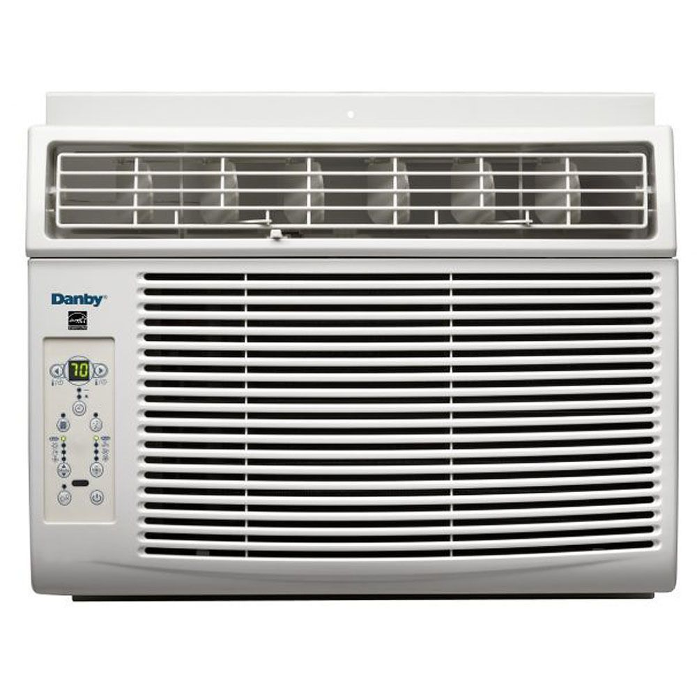 Danby 6000 Btu Window Air Conditioner Cools Up To 250 Sq Ft With 3 Fan Speeds Danby Window Air Conditioner Air Conditioner Btu Air Conditioner