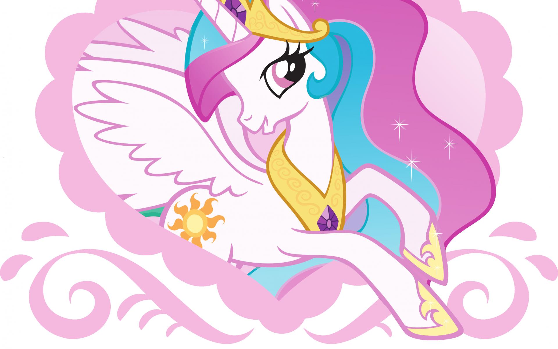 My Little Pony Wallpaper Celestia 3597 Full Hd Wallpaper Desktop My Little Pony Princess My Little Pony Wallpaper My Little Pony Bedroom