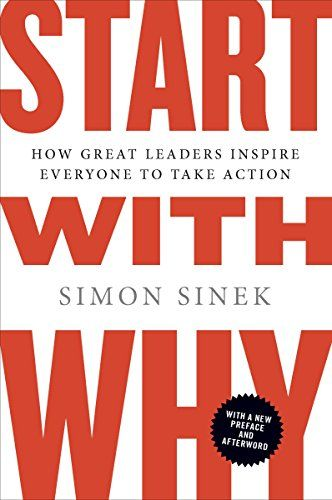 Patrik picked up Start with Why: How Great Leaders Inspire Everyone to Take Action