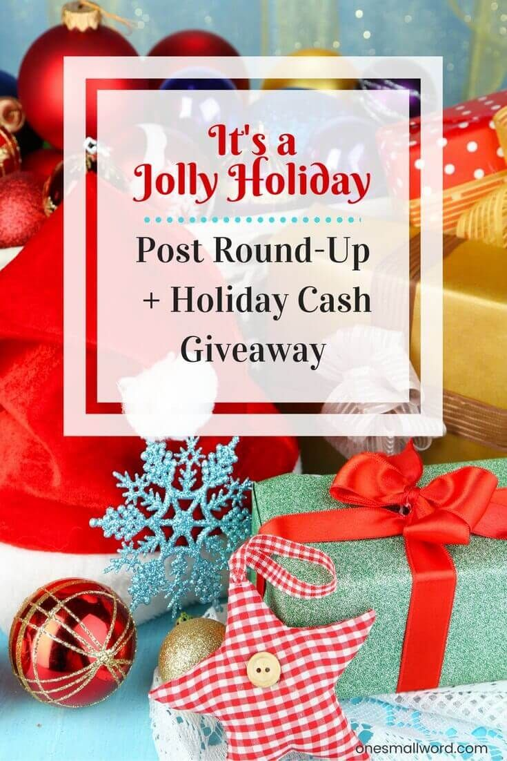 It S A Jolly Holiday Post Round Up Holiday Cash Giveaway Jolly Holiday Easy Teacher Gifts Christmas Gift Guide