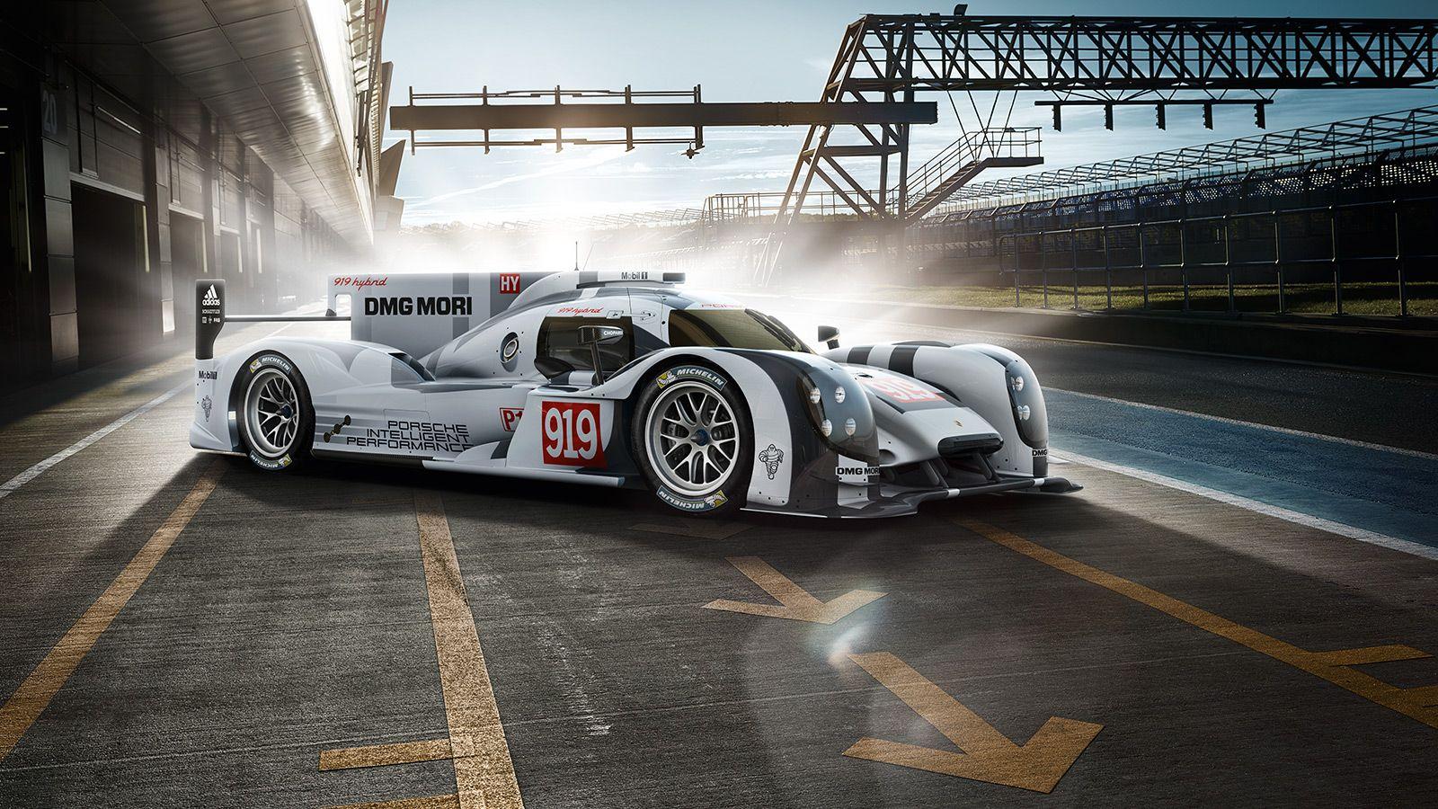 porsche 919 hybrid 2014 (avec images) Le mans, Porsche