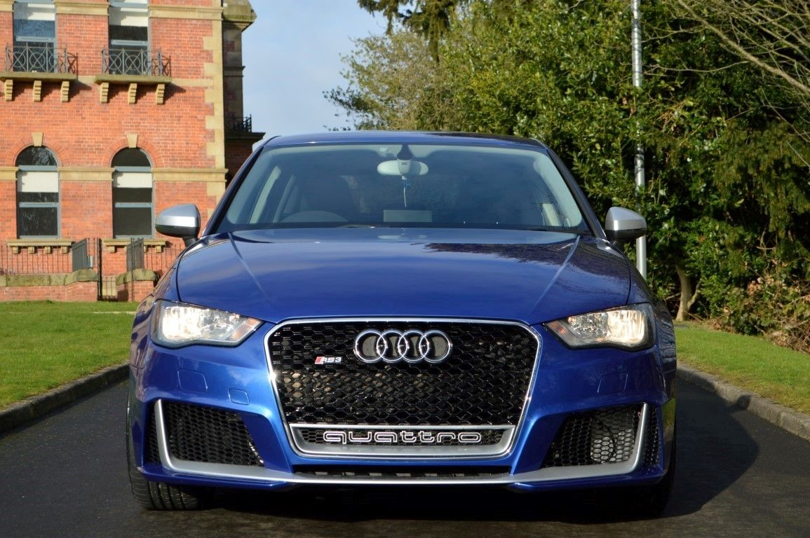 Audi A3 To Rs3 5 Door 8v Body Kit For 2000 Tt Kits Front Bumper