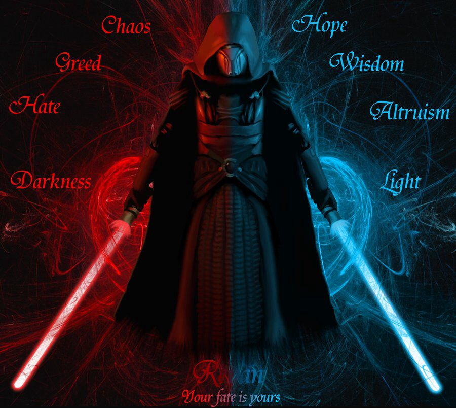Jedi Wallpaper: Dreaded Sith Lord Turned Jedi Known As The