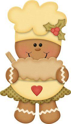 Imagenes De Galletas De Navidad Animadas.Ginger Navidad Galletitas De Jengibre Tere Christmas