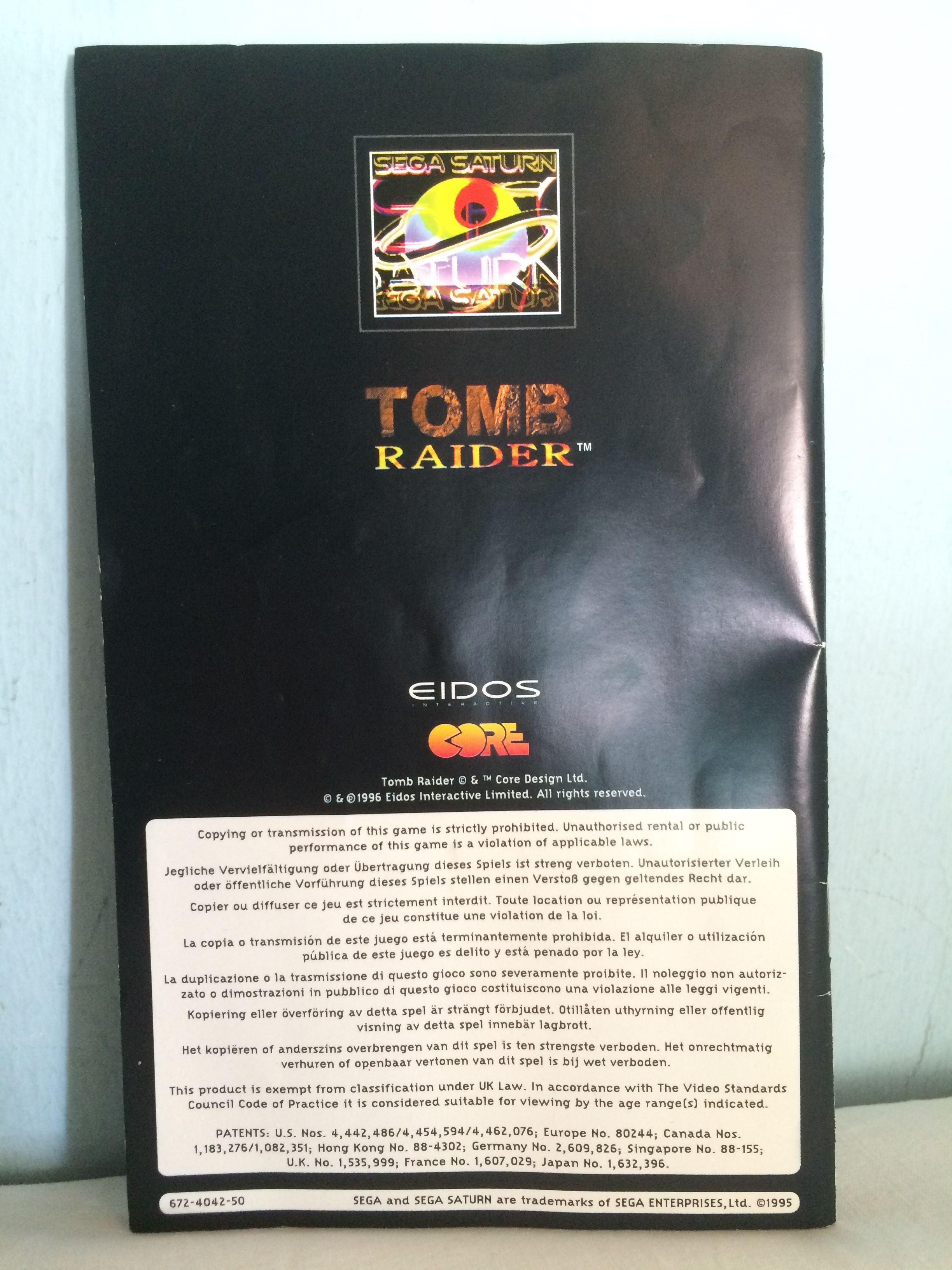 Tomb raider 1 manual array tomb raider manual behind tomb raider saturn pinterest tomb fandeluxe Gallery