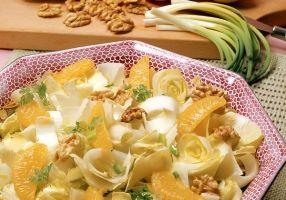Salade D Endives Aux Oranges Recette Salades Gratins Quiche