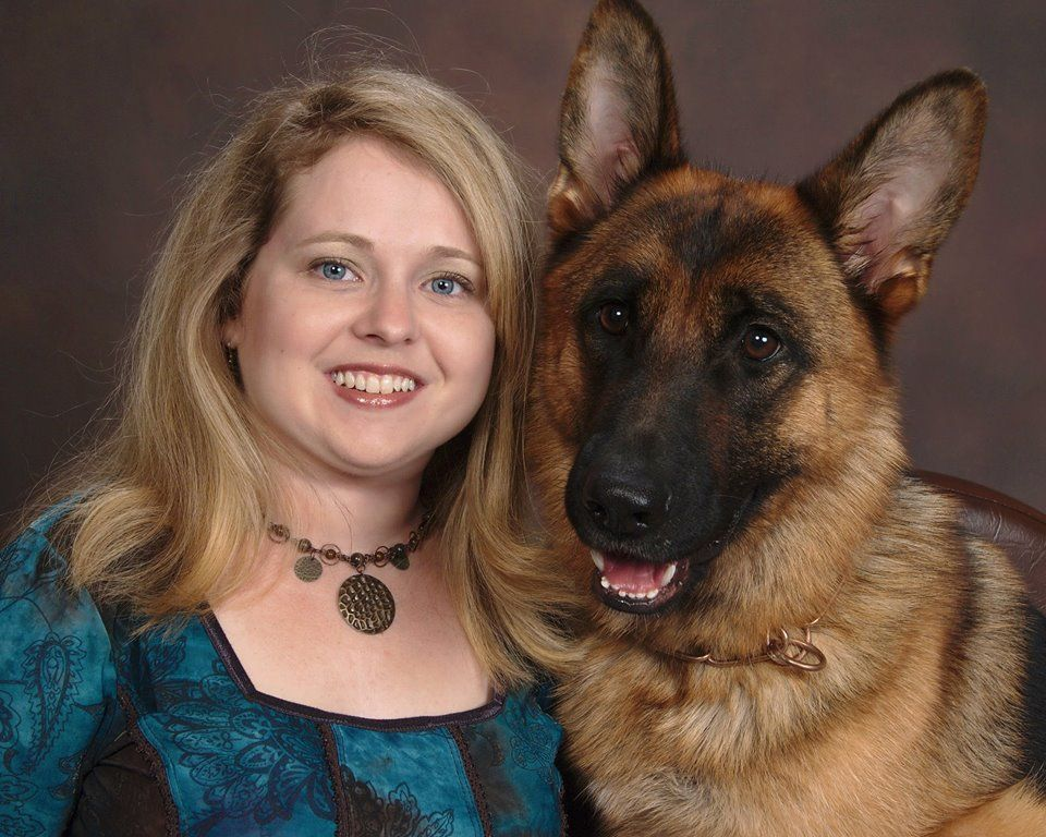 Jessica And Her Service Protection Dog Guard Dog Training