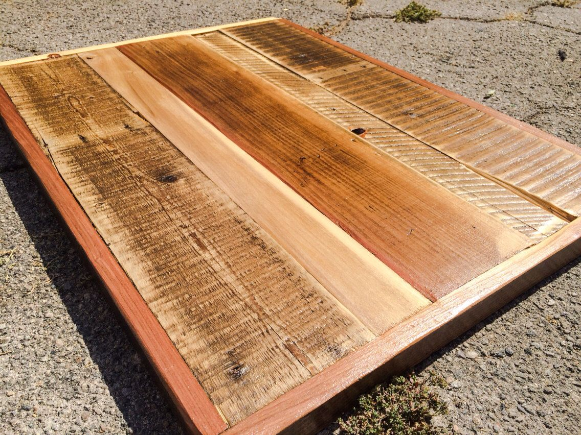 Redwood Restaurant style Table Tops (Made to Order): sweet reclaimed wood  table tops. Stick a nice base on and you're ready - Redwood Restaurant Style Table Tops (Made To Order): Sweet