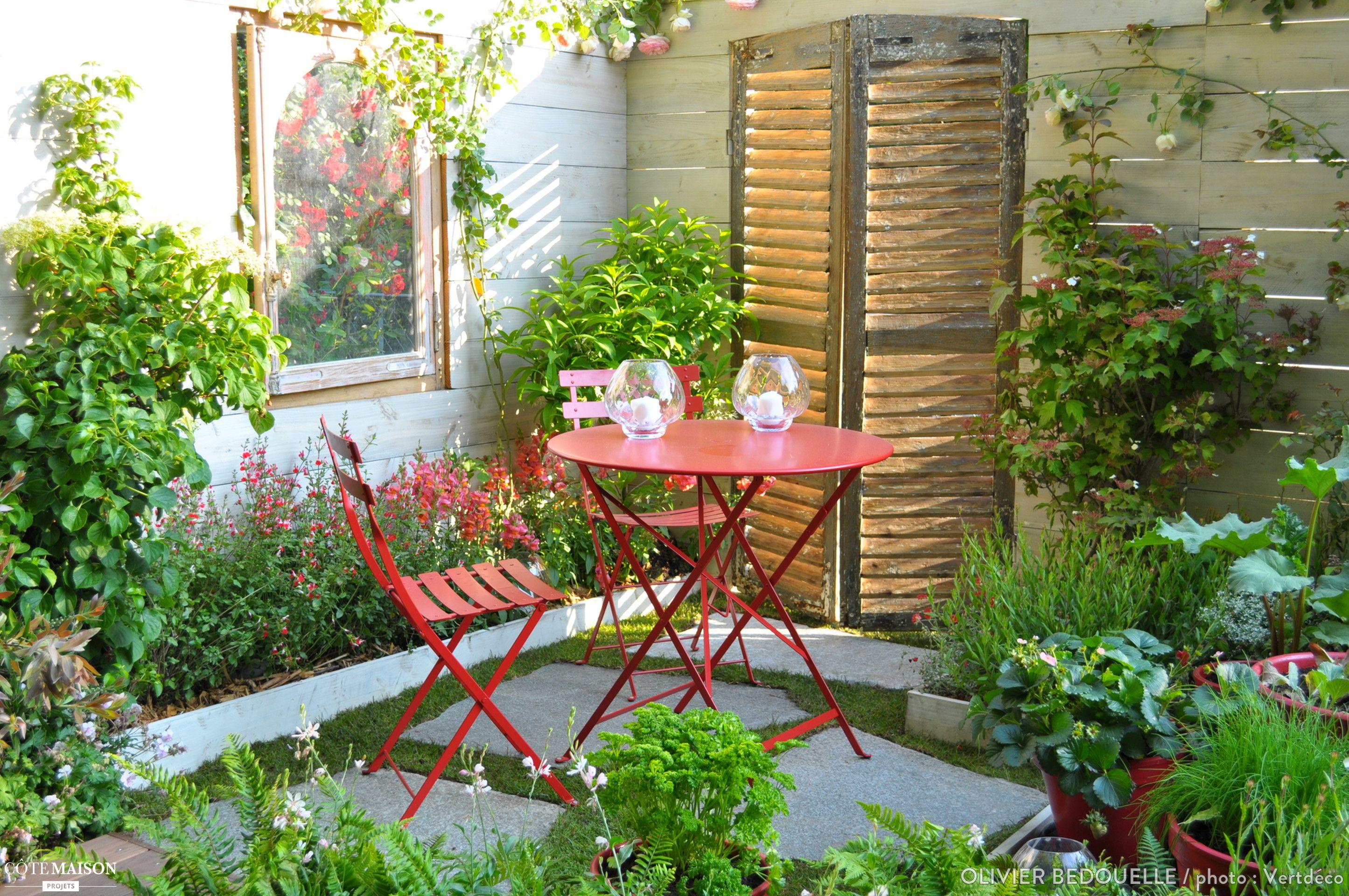 Projet : Aménagement d\'un petit jardin à l\'occasion du salon Jardins ...