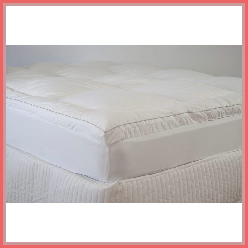 46 reference of mattress pad pillow top bed bath and beyond in