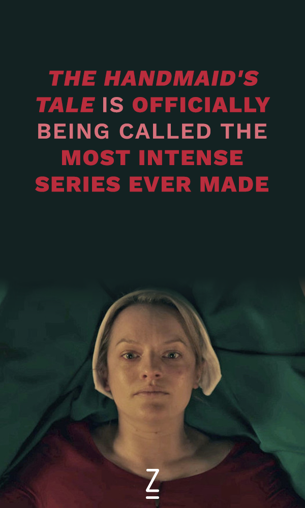 The Handmaid's Tale' Is Officially Being Called the Most