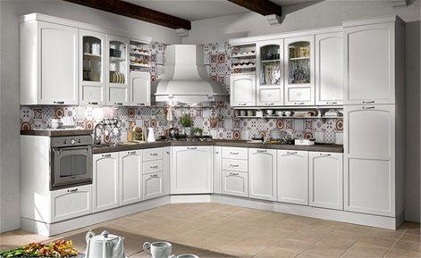 cucina carmen - mondo convenienza | ristrutturazione casa ... - Shabby Cucina