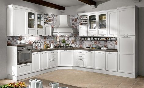 Credenza Moderna Centro Convenienza : Cucina carmen mondo convenienza salaiola shabby chic kitchen
